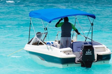 Speedboot toch aan een ander verkocht na hoger bod op marktplaats