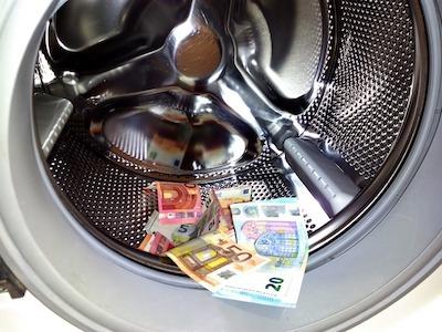 Duur wasmiddel door scannen klantenkaart